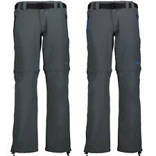 Campagnolo CMP Boy Pant Zip Off Kinder-Trekkinghose Funktionshose Outdoorhose
