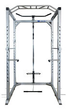 Total Body Base Power Rack T3 60mm Olympic Squat Cage Machine Pull Up Pulldown