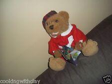 ANIMATED TALKING BEAR TELLS STORY CHRISTMAS TWAS THE NIGHT BEFORE CHRISTMAS