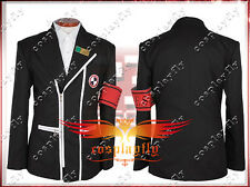 Persona 3 Cosplay Costume Main Characters School Uniform Custom With Armband