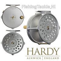 Hardy Bouglé Heritage Classic Style Fly Fishing Reel - Trout / Salmon