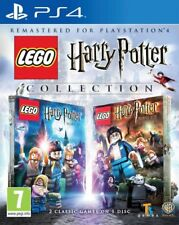Ps4 jeu lego Harry Potter Collection Remastered Edition Années 1-4 & 5-7 NEUF