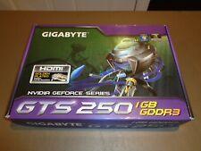 Gigabyte GeForce GTS 250 Graphics/Video Card (GV-N250-1GI) 1 GB GDDR3 Nvidia