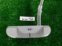 """USKG US Kids Golf 508 Junior 21.5"""" Left Hand Youth Putter Excellent"""