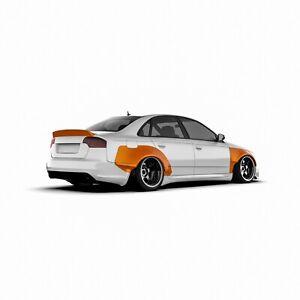 Audi A4 (B7) Rear Spoiler Duck Tail.