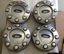 FORD WHEEL CENTER CAP HUB CAPS ONE SET OF 4 OEM 5C34-1A096-KD ZD #2