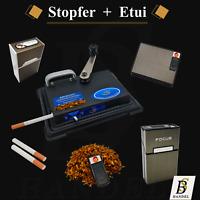 David Ross Zigarettenstopfmaschine Stopfer Beige//Blau