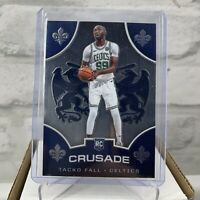 2019-20 Panini Chronicles Crusade Tacko Fall #539 Base Boston Celtics