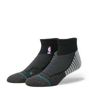 4/10 Pack STANCE  Mens NBA Basketball Fusion Athletic Low Cut Size 9-12