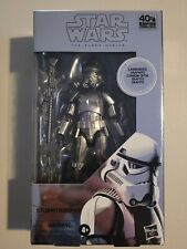 Hasbro Star Wars The Black Series Carbonized Collection Stormtrooper 6 inch Act?