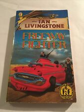 Freeway Fighter: Fighting Fantasy,13,Ian Livingstone.Dragon.1985.