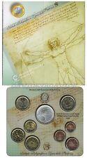 DIVI2004AG] DIVISIONALE MONETE  EURO ITALIA 2004 CON ARGENTO - VERSIONE FDC UNC