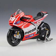 1:10 Diecast Model DUCATI MotoGP 2013 Desmosedici #69 Nicky Hayden Motorcycle