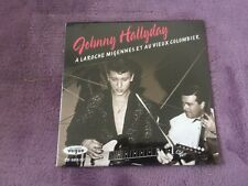 CD EP Single JOHNNY HALLYDAY - a laroche migennes et au vieux colombier NEUF