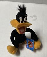 """Original 1998 Looney Tunes Plush """"Daffy Duck""""- RARE"""