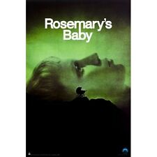 "ROSEMARY'S BABY - MIA FARROW, POLANSKI - 91x61 cm 36""x24"" CLASSIC MOVIE POSTER"