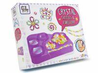 GL Style Kit Cristallo Tatuaggi Gioielli Bastone Su Corpo Arte Creativo Toy 2824