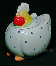 Vintage Certified International Coco Dowley Chicken Cookie Jar