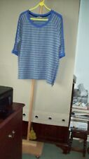 WOMENS TOP  SIZE 18  LABEL  M & S WOMEN.