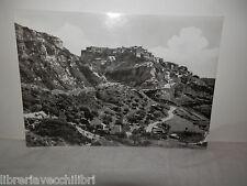 Vecchia cartolina foto d epoca di via canalone all olivella napoli campagna