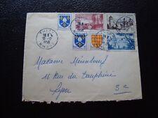 FRANCE -  enveloppe 30/12/1958 (B13) french