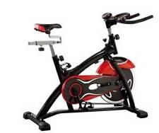 New 18 inch Spinning Flywheel Exercise Fitness Bike Machine