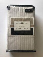 Bridge Street Romano Wheat Tan Euro Pillow Sham 100% Cotton