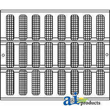 Grille D1nn8151a Fits Ford New Holland 4110 4190 4200 4330 4340 4410 4500 5000