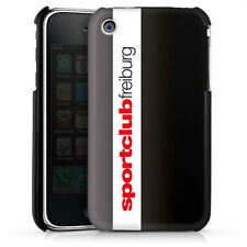 Apple iPhone 3Gs Premium Case Cover - SC Freiburg - Dunkel