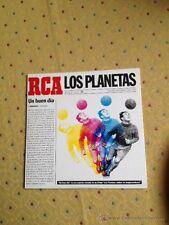 LOS PLANETAS: Un Buen Día Cd single