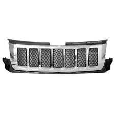 fits 2011-2013 JEEP Grand Cherokee OVERLAND Front Bumper Grille Upper NEW