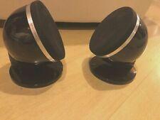 FOCAL DOME SAT - coppia diffusori nero lucido