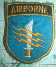 Patch - 5th SPECIAL FORCES - NUNG MERCENARY AIRBORNE COMMAND - Vietnam War, 3199