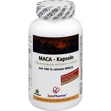 MACA Gold vegetarische Kapseln plus Zink+Vit.C  180 st   PZN7020810