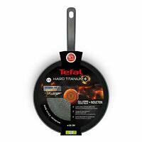 Tefal Hard Titanium Induction Frypan 28cm with Thermospot - Non-Stick Frying Pan