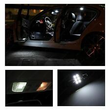 5 Pieces White LED Lights Interior Package Kit for 2009-2012 Dodge RAM