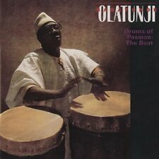 Drums Of Passion: The Beat - Babatunde Olatunji (2011, CD NIEUW) CD-R