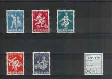 Nederland Postfris 1958 MNH 715-719 - Kinderzegels
