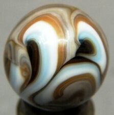 Marbles: 19/32 Mint (-) 4 Color CAC Christensen Swirl