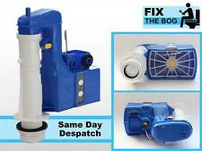 Dudley Turbo 88 9.5 inch 2 part Dual Flush Syphon WC Cistern DIY Toilet Repair