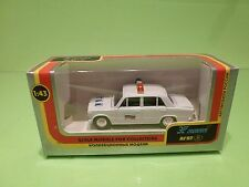 LADA POLICE 1:43   USSR  CCCP   - GOOD CONDITION IN BOX