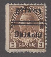 "CANADA PRECANCEL ""OTTAWA"" 1-108"