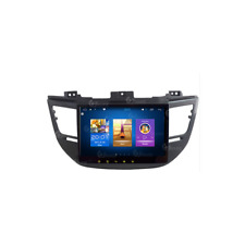 AUTORADIO Android 6.0 HYUNDAI TUCSON Navigatore Gps Comandi Volante bluetooth