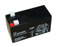 Batería de plomo de 12V-1.3A Baterías de Plomo