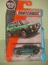 MATCHBOX 2017  4/125  '90 Volkswagen Golf Country  1:64  MB1038  NIP