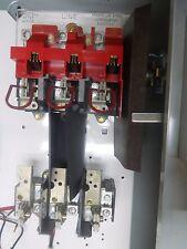 CUTLER HAMMER C361SE 100A FUSE BLOCK  3PH 600VAC BASE (NO BOX)