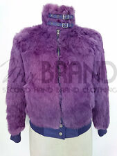GIUBBINO DONNA IN PELLICCIA LAPIN B'COLLECTION, FUR, MEX, PELZ ART.5375