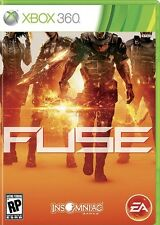NEW  FUSE Xbox 360 Video Game