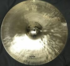 NEW! WUHAN WUR20M Ride 20-Inch Medium Ride Cymbal Brilliant Finish Hand-Hammered