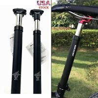 Aluminum Alloy Bicycle Suspension Seatpost MTB/Road Bike Seat Saddle Post Tube
